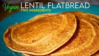 VEGAN LENT L FLATBREAD » Gluten-Free Oil Free Super Simple To Make