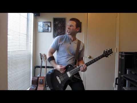 Alter Bridge - I Know It Hurts (guitar cover w/ solo)