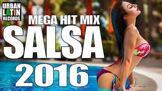 Repeat youtube video SALSA 2016 ► SALSA MIX 2016 ► HIT MIX ► BIG SALSA HITS 2016 ► SALSA ROMANTICA 2016