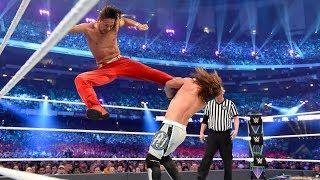 WWE Greatest Royal Rumble 2018 AJ Styles vs. Shinsuke Nakamura -  WWE Championship