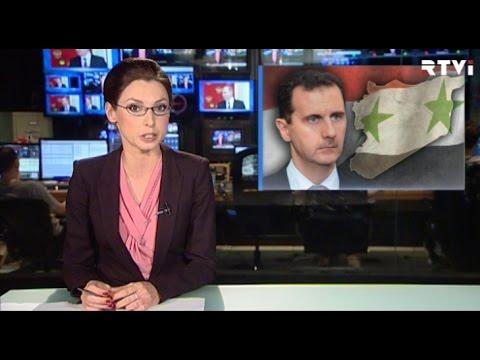 Международные новости RTVi с Лизой Каймин — 11 апреля 2017 года
