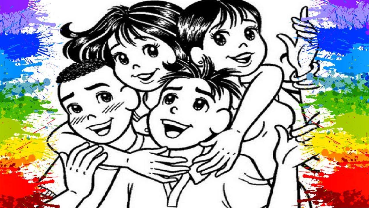 Colorindo Desenho Da Turma Da Mônica Jovem Em Portugues Tmj Cartoon Network Videos Para Crianças