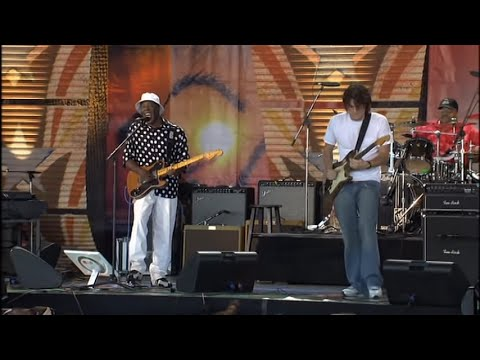 Buddy Guy & John Mayer  What Kind of Woman Is This?  at Farm Aid 2005