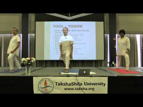 Yoga Therapy Practice as Self Transformation,   Dilip Sarkar, MD, FACS, CAP