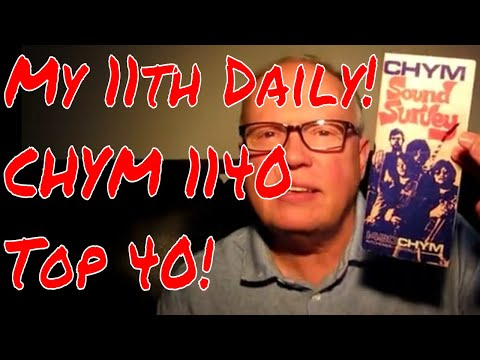 It's My 11th Daily! Top 40 Hits from CHYM 1140 Aug 29th 1970! Top 10 Albums CKOC Oct 15 1975!