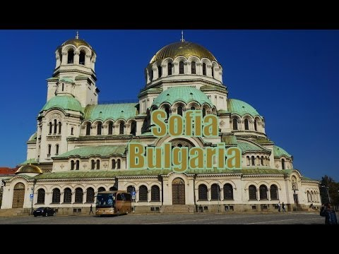 Our last day traveling in Sofia, Bulgaria: Bulgarian b-boys, Alexander Nevsky Cathedral and pizza