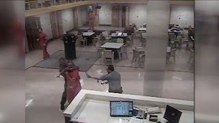 Inmate attacks Milwaukee County correctional officers