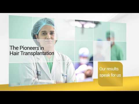 Pioneers In Hair Transplantation | Dr Pradeep Sethi & Dr Arika Bansal