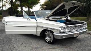 1964 Ford Galaxie 500 Convertible-847 485 8449  American Muscle Cars-- Palatine, IL