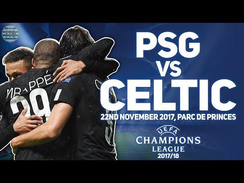 PSG VS CELTIC 22/11/2017 | MATCH PREVIEW/PREDICTIONS