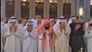 Mishary bin Rashid Alafasy-Dua Qunut.