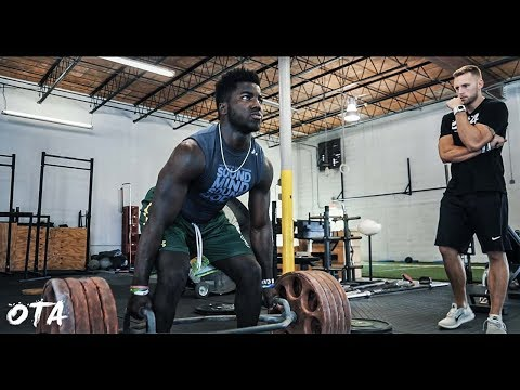 Speed and Lower Body Strength Workout | Overtime Athletes