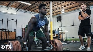 Speed and Lower Body Strength Workout