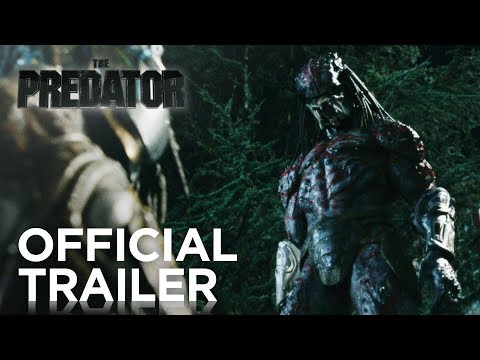 The Predator | Official Trailer [HD] | 20th Century FOX Mp3