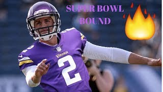 Dan Bailey Minnesota Vikings Hype Video