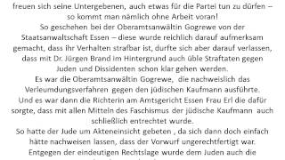 Die SPD und ihre Justizverbrechen Teil 22