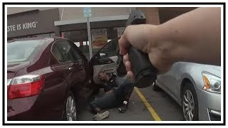 CMPD Fatal Shooting Of Armed Suspect (Danquirs Franklin)   Body Cam   United States   20190325