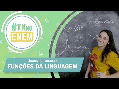 Língua Portuguesa - Funções da Linguagem