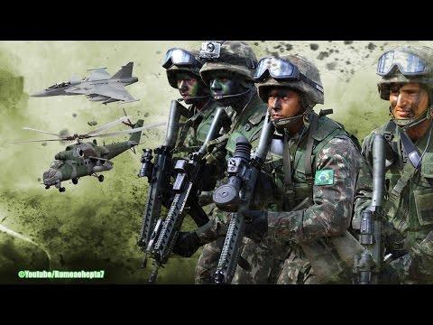 Brazilian Armed Forces 2016 - Forças Armadas do Brasil 2016 Muito Mais que 1 Hora de Munição