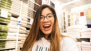 dorm room shopping 2018! walmart, target, bed bath & beyond + dollar tree!