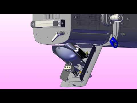 LAUNCH 2020 // Robert Juliat Sully T650SX LED base