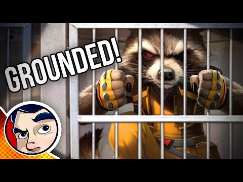 "Rocket Raccoon ""Guardians of the Galaxy Disbanded"" - ANAD Complete Story"