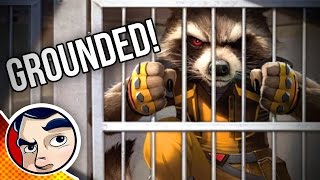 """Rocket Raccoon """"Guardians of the Galaxy Disbanded"""" - ANAD Complete Story"""