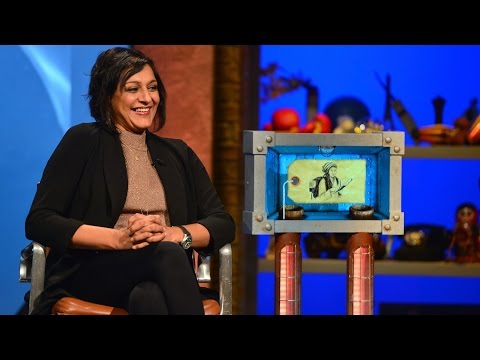 Meera Syal hates the over-use of the word 'like' - Room 101 Series 5 Episode 5 Preview - BBC One