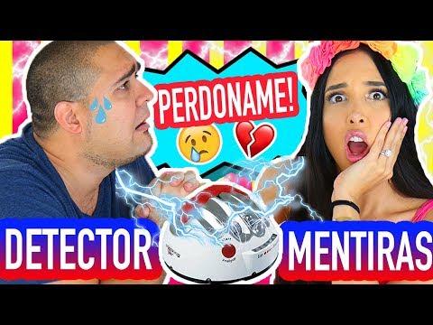Reto: Detector De Mentiras!! **No Van A Creer Lo Que Dijo!!** 😭 | Mariale