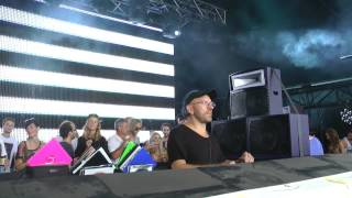 Sven Vath plays Marco Effe - Jellied Eels @ Cocoon in the Park 2013