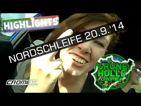 Cromex Nordschleife 20.09.2014 Highlights