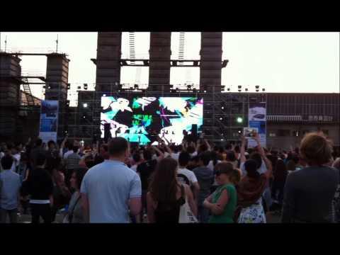 INTRO 2011 Beijing (Electronic Music Festival)