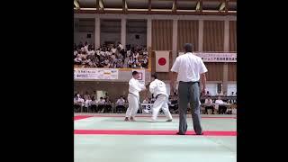 2018 All Japan Junior Judo Championship  90kg Ren KATO