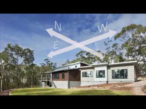 Sustainable Home Design - Blue Eco Homes - YouTube