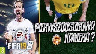 Czy KAMERA PIERWSZOOSOBOWA w grze FIFA 19 to dobry pomysł ?