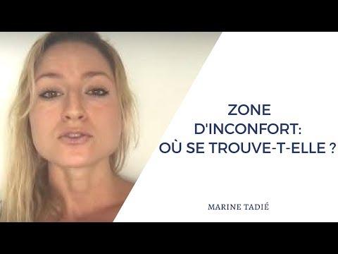 Marine Tadié - Votre plus grande zone d'inconfort est en vous