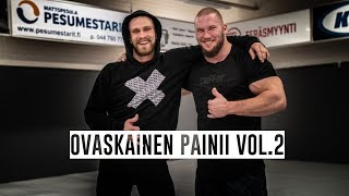 Ovaskainen painii vol. 2 | FightClub | TAFFER