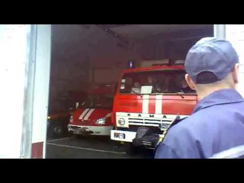 *FIAMM + WAIL* KamAZ heavy rescue + Mitsubishi Pajero + Ford Transit chemical rescue