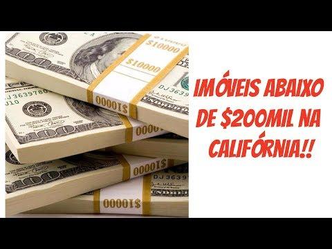 Como investir na Califórnia com menos de $200,000.