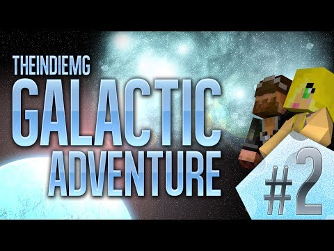 "Minecraft: Galacticcraft - Galactic Adventure Episode 2 - ""Headless Plunger Hat"" (HD)"