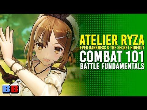 Atelier Ryza Combat 101: Battle Fundamentals | Guides | Backlog Battle