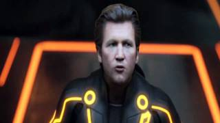 TRON: LEGACY Trailer (Van she Tech Remix)