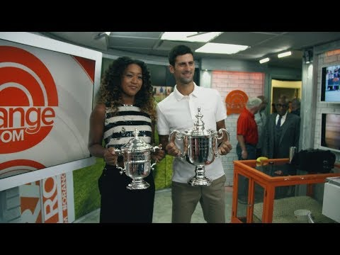 Uncovered: Djokovic's Post-US Open 2018 Media Day