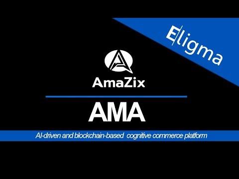 Dejan Roljic (CEO of Eligma): AMA with AmaZix (hosted by Crypto Sally)
