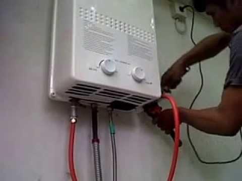Pemasangan Instalasi Water Heater 087866868638 Youtube