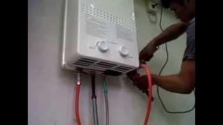 Pemasangan Instalasi Water Heater