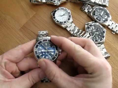What is a diver 39 s watch how to use a divers bezel youtube for Under water watches