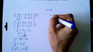 гдз №401 алгебра 7 класс Макарычев