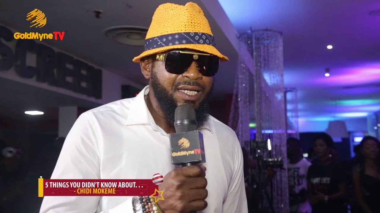 Download 5 THINGS YOU DIDN'T KNOW ABOUT ACTOR, CHIDI MOKEME (Nigerian Music & Entertainment)