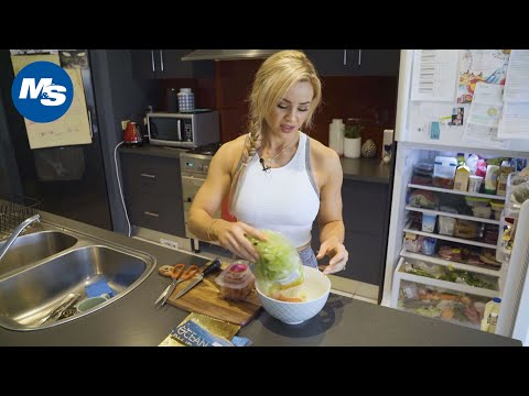 🍴 Full Day of Eating 🍴   Stephanie Sanzo   1395 Calories